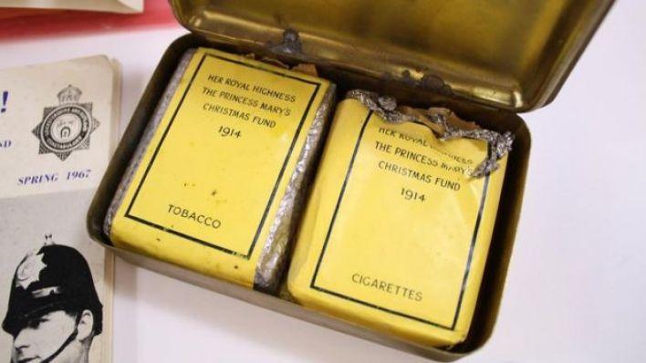 علبة سجائر