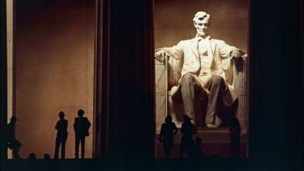 Monumento a Lincoln en el Capitolio.