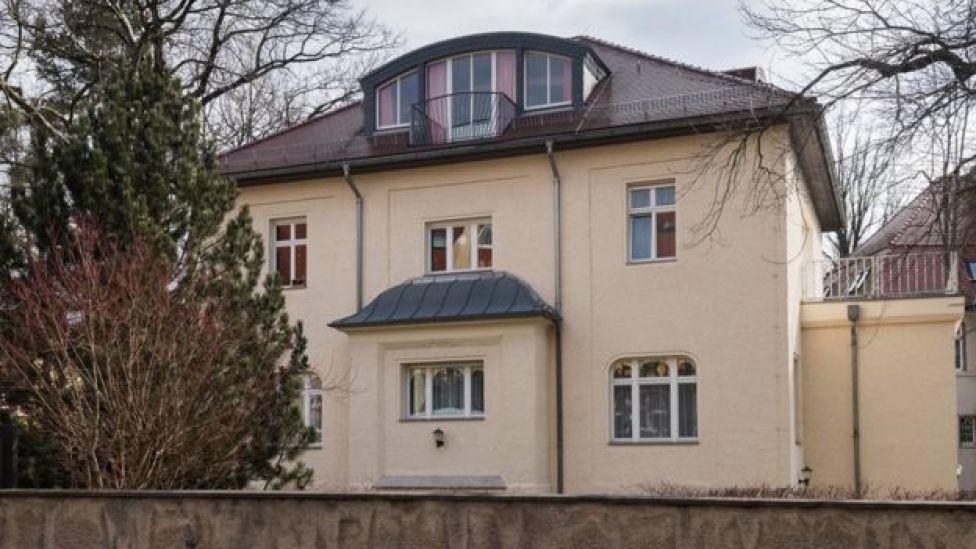 KGB en Dresde