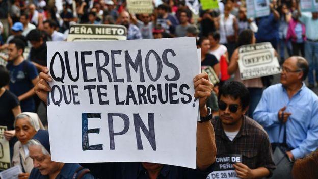 Peña Nieto pidió que se hable bien de México.