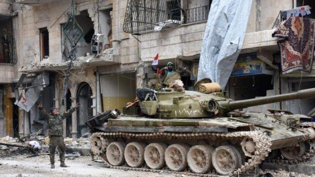 Aleppo, 23 Dec
