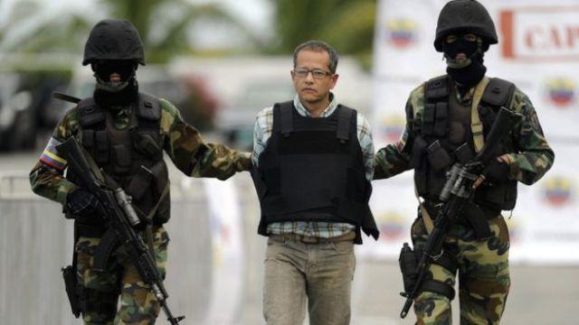 Cifuentes arrestado