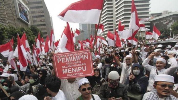 Demonstrasi pilpres