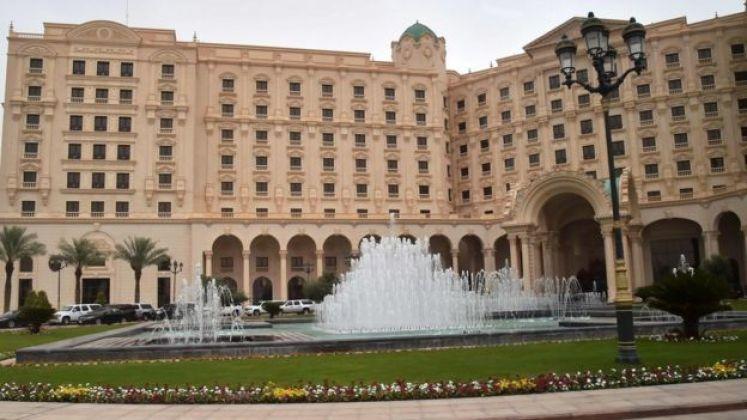 فندق ريتز في الرياض