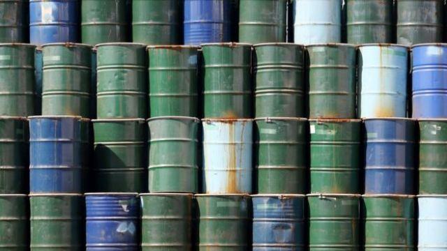 Barris de petróleo