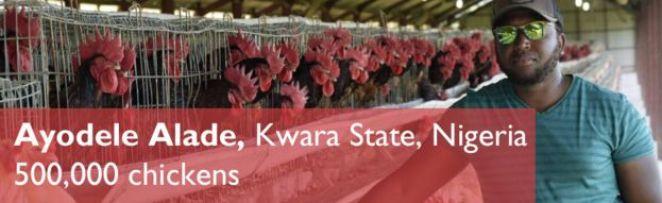 Ayodele Alade, Kwara State, Nigeria