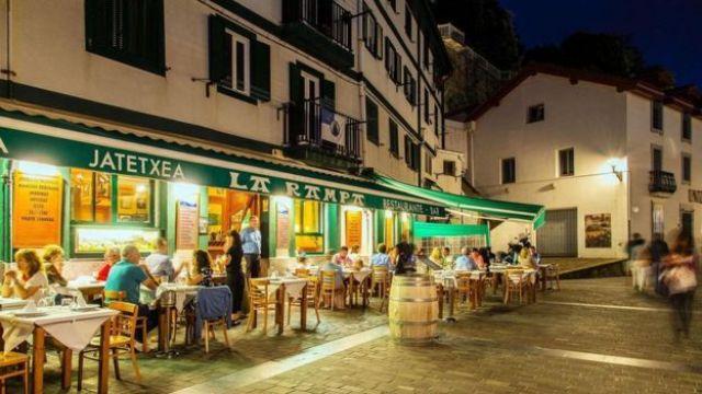西班牙餐馆