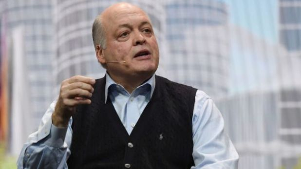 New boss Jim Hackett wants Ford to make fewer petrol engine cars