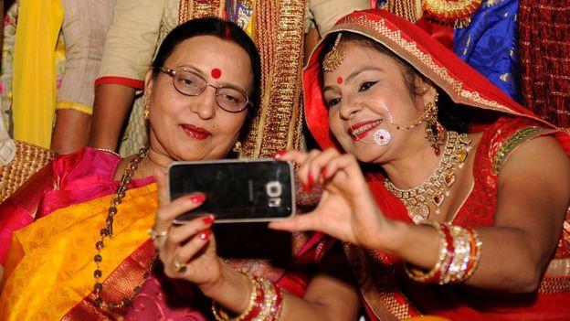 Sharda Sinha and Malini Awasthi