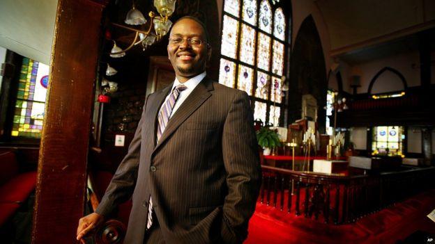 Charles, Pinckney, Pastor Emmanuel AME Church