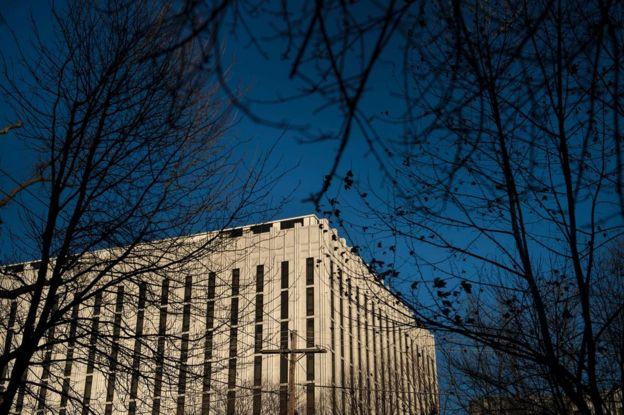 Đại sứ quán Nga ở Washington