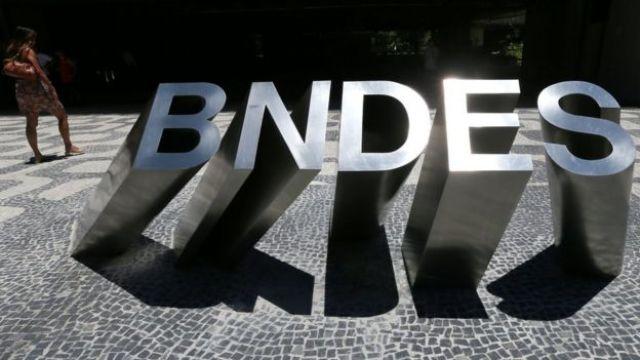 Prédio do BNDES no Rio