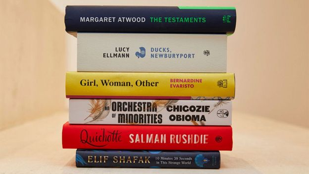 2019 Booker Prize shortlist