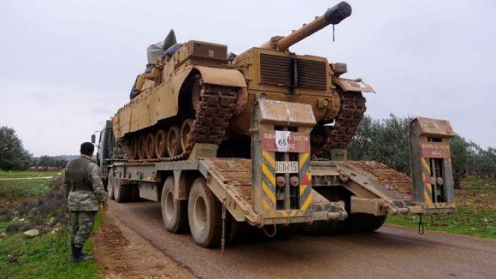 تركيا أرسلت تعزيزات إلى نقاط مراقبتها في إدلب