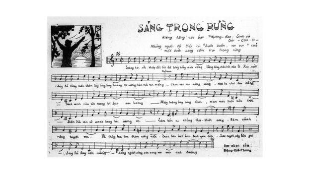Image result for sang trong rung dang the phong image