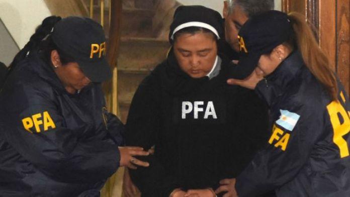 El arresto de Kumiko Kosaka