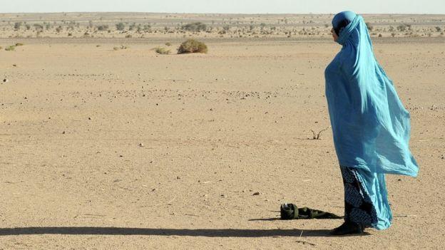La desertificación amenaza al menos 168 países en el planeta.