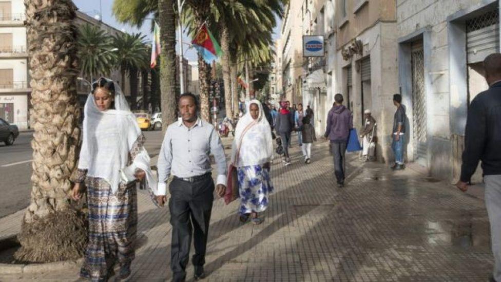 Il y a peu d'internautes parmi les cinq millions d'Érythréens.