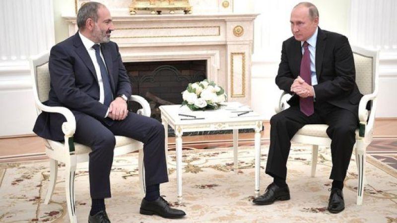 Putin və Paşinyan