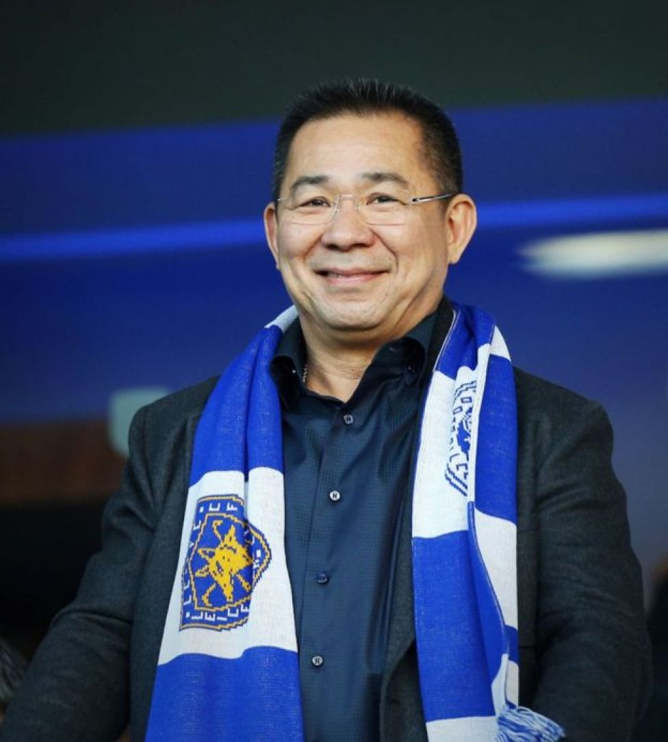 Vichai wuxuu kooxda Leicester iibsaday sannadkii 2010-kii