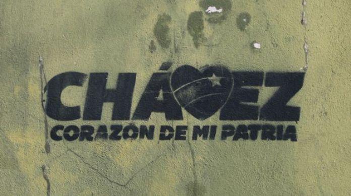 """""""Chavez, Anayurdumun kalbi"""""""