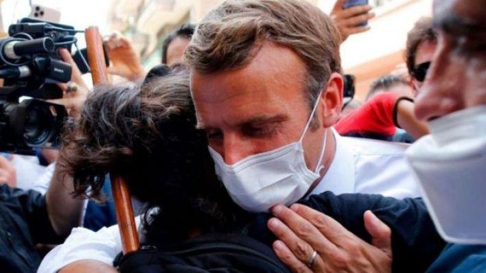 عاجل الرئيس الفرنسي ماكرون خصومه بزيارة عاجلة واستثنائية رسمية وشعبية للبنان