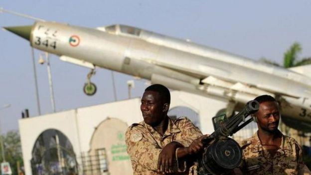 Ciidamada Sudan