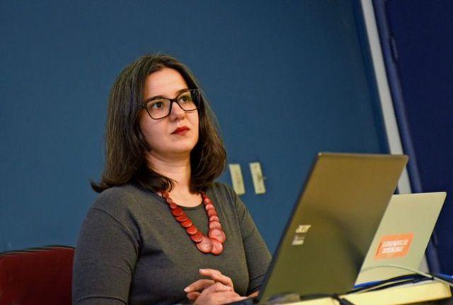 Professora Daniela Manica