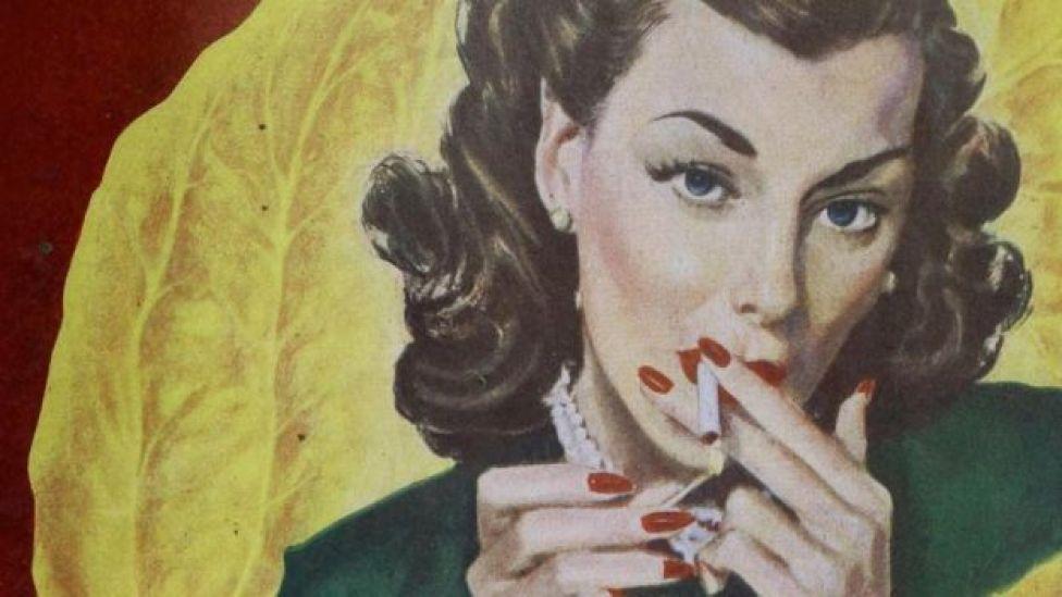 تروج شركات التبغ للسجائر على أنها رمز للتمكين