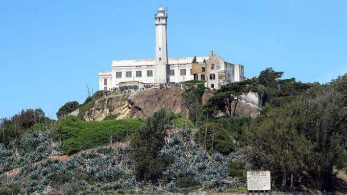 La cárcel de Alcatraz