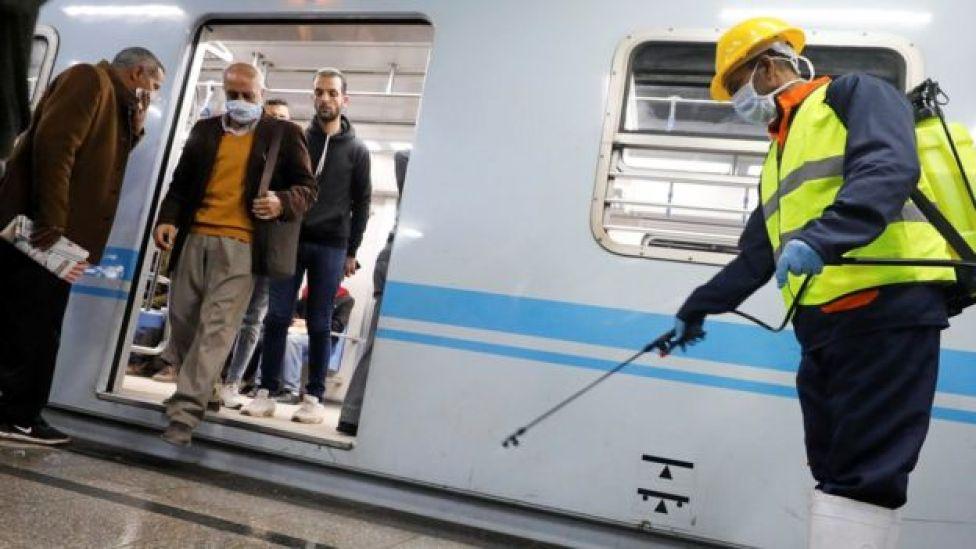 اجراءات وقائية في مصر
