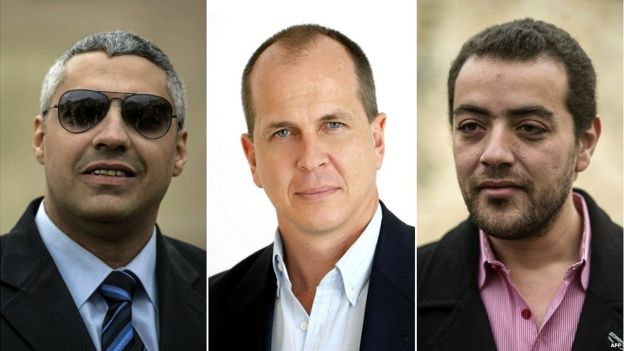 Natiijada sawirka Aljazeera Reporters