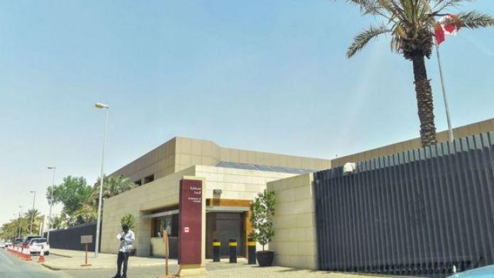 Embajada de Canadá en Riad, Arabia Saudita