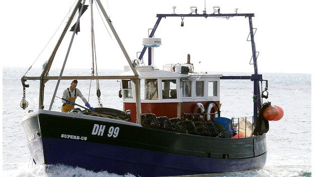 Superb-Us fishing boat (image: Richard Kirby)