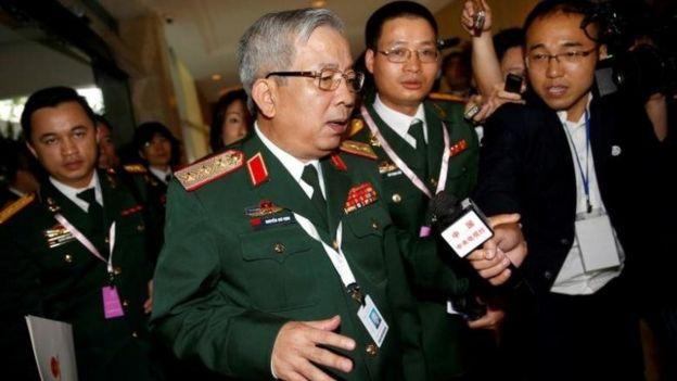 Thượng tướng Nguyễn Chí Vịnh, Thứ trưởng Quốc phòng Việt Nam
