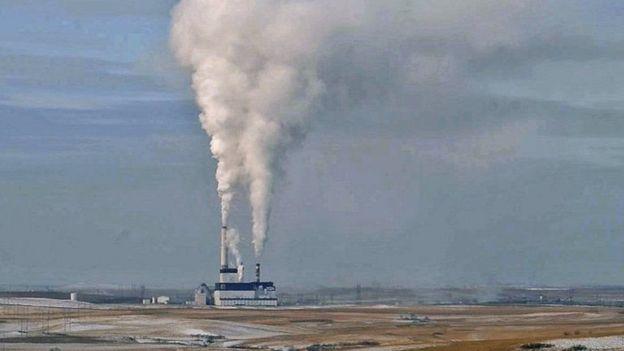 nhà máy năng lượng than