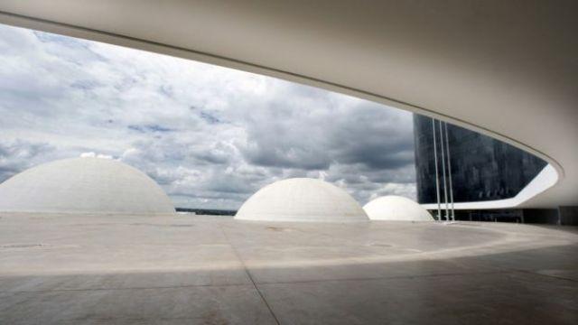 Sede do TSE em Brasília