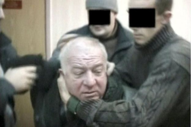 دستگیری سرگی اسکریپال