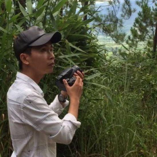 """Nhà báo độc lập Đỗ Cao Cường nói """"đã quen và chấp nhận"""" việc bị đe dọa"""