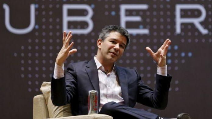 Travis Kalanick, exdirector ejecutivo de Uber