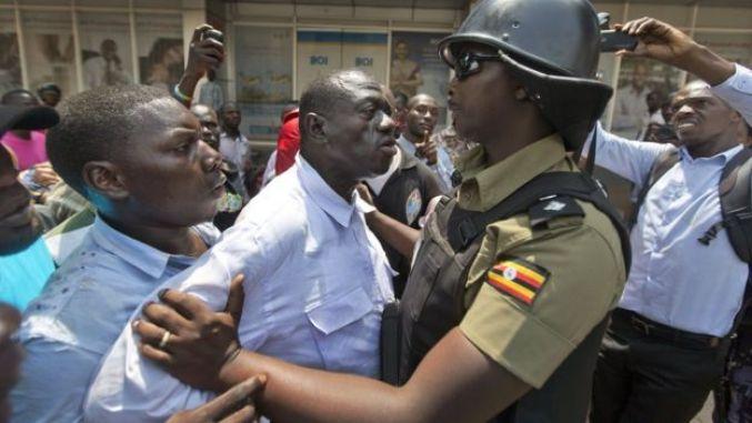 Image result for Dr Kizza Besigye