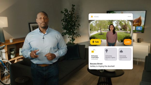 The company said Homekit-compatible security cameras will now integrate with facial recognition