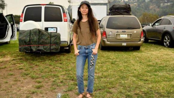 Director of Nomadland, Chloe Zhao