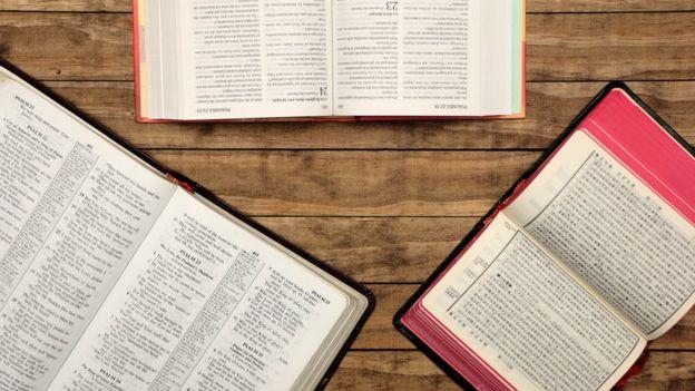Библия на разных языках