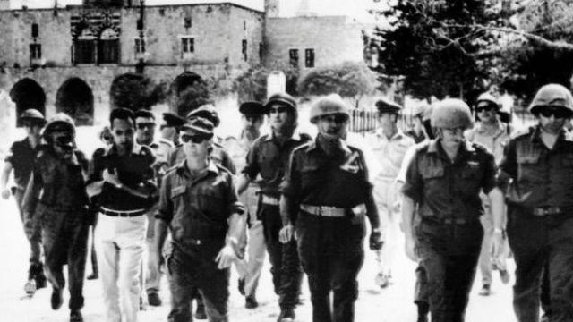 যখন ইস্রায়েলি বিমান বাহিনী মিশরকে ধ্বংস করেছিল