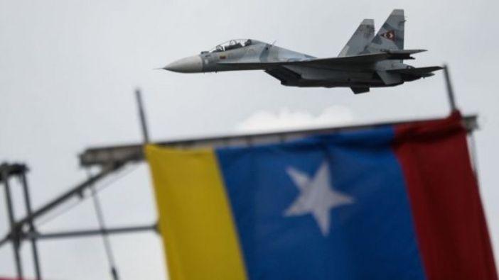 Sukhoi de las fuerzas aéreas venzolanas