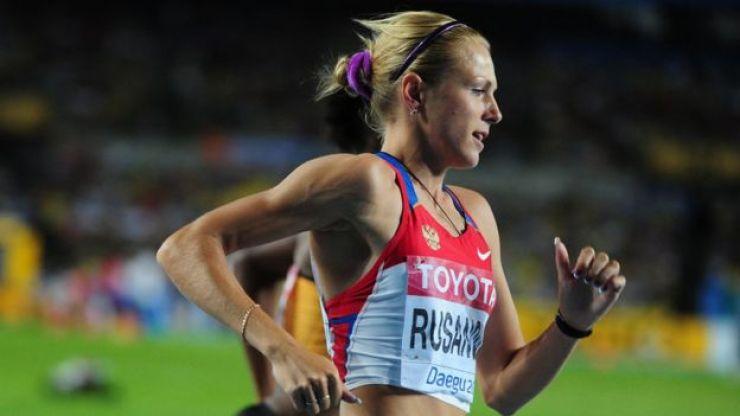 Yuliya, corriendo con su apellido de soltera, participó en la semifinales de los 800 metros de los Mundiales de Atletismo en Daegu en 2011.
