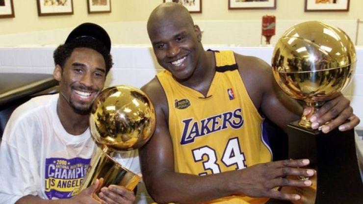 Kobe ve Shaq