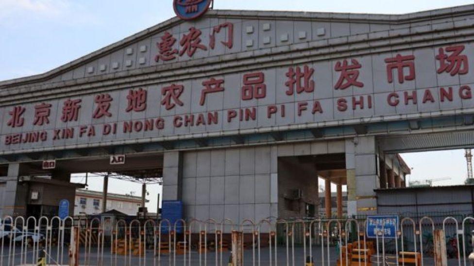 Mercado de Xinfadi