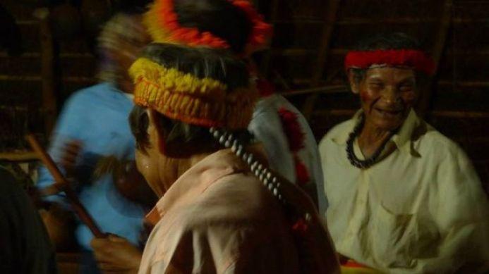Ritual guarani kaiowá